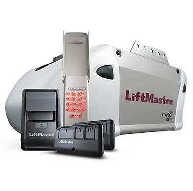 LiftMaster Dealer in Raleigh