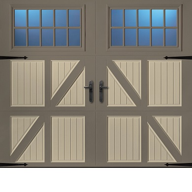 carriage house garage doors raleigh NC