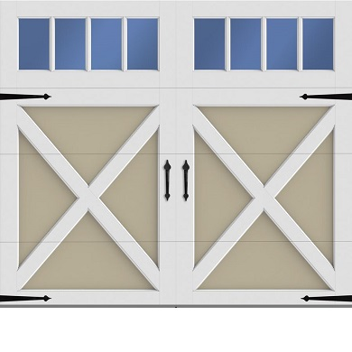 carriage style garage doors in raleigh nc
